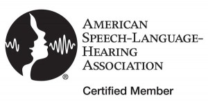 American Speech-Language Hearing Association Certified Member